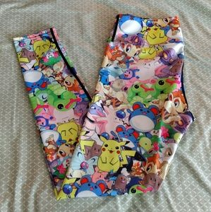 Pokémon leggings ☺️